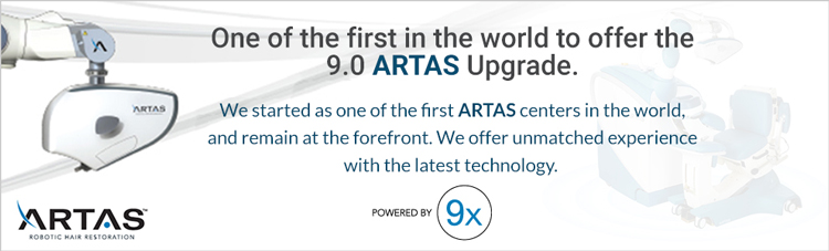 Artas Robotic Hair Restoration