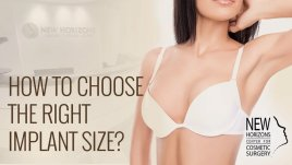 Choosing breast implant size